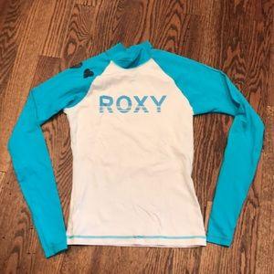 Roxy rashguard